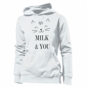 Damska bluza Milk and you