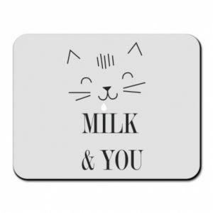 Podkładka pod mysz Milk and you