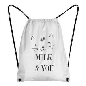 Plecak-worek Milk and you
