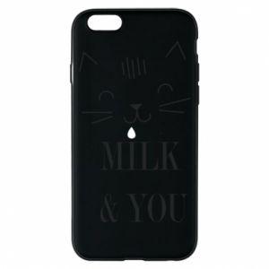 Etui na iPhone 6/6S Milk and you