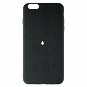 Etui na iPhone 6 Plus/6S Plus Milk and you