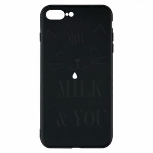 Etui na iPhone 7 Plus Milk and you