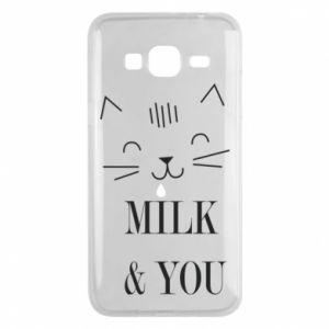 Etui na Samsung J3 2016 Milk and you