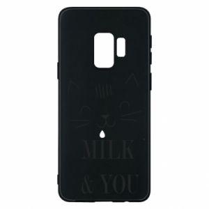 Etui na Samsung S9 Milk and you