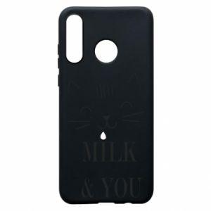 Etui na Huawei P30 Lite Milk and you