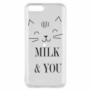 Etui na Xiaomi Mi6 Milk and you