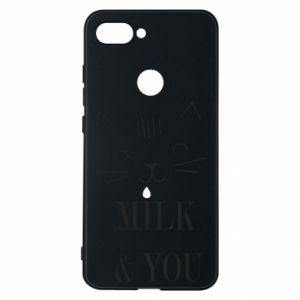 Etui na Xiaomi Mi8 Lite Milk and you