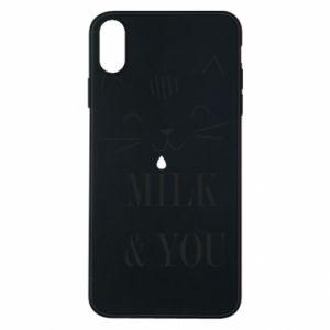 Etui na iPhone Xs Max Milk and you