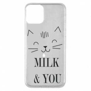 Etui na iPhone 11 Milk and you