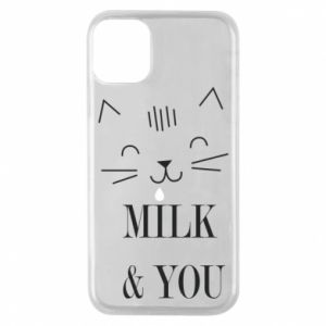 Etui na iPhone 11 Pro Milk and you