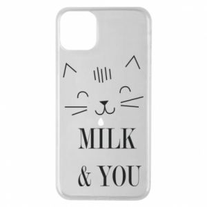 Etui na iPhone 11 Pro Max Milk and you