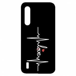Etui na Xiaomi Mi9 Lite Miłość i serce