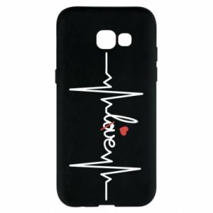 Samsung A5 2017 Case Love and heart