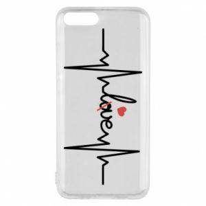 Etui na Xiaomi Mi6 Miłość i serce - PrintSalon