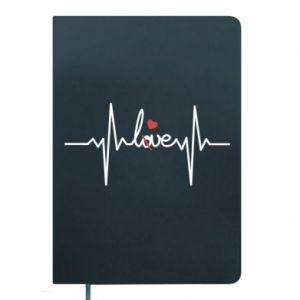 Notes Miłość i serce