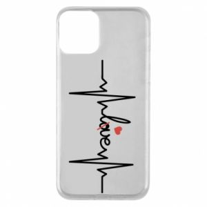 iPhone 11 Case Love and heart