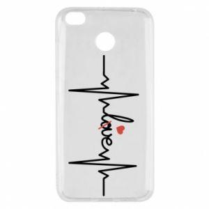 Etui na Xiaomi Redmi 4X Miłość i serce