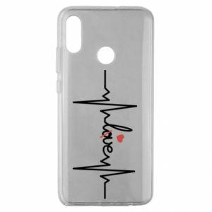 Etui na Huawei Honor 10 Lite Miłość i serce