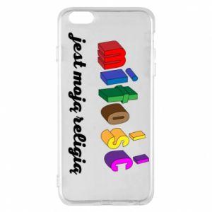 Etui na iPhone 6 Plus/6S Plus Miłość jest moją religią