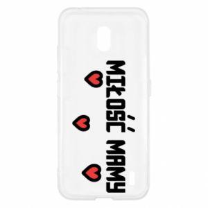 Etui na Nokia 2.2 Miłość mamy