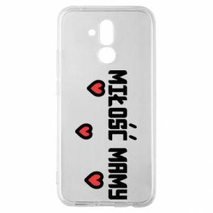 Etui na Huawei Mate 20 Lite Miłość mamy