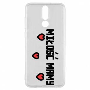 Etui na Huawei Mate 10 Lite Miłość mamy