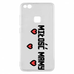 Etui na Huawei P10 Lite Miłość mamy