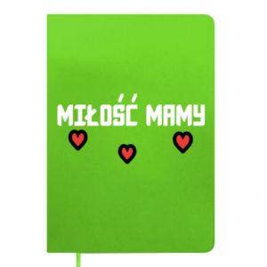 Notes Miłość mamy