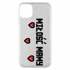 Etui na iPhone 11 Pro Miłość mamy