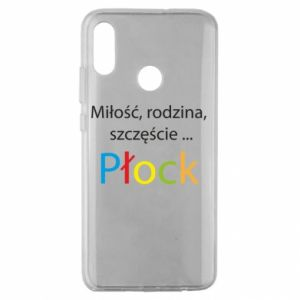 Huawei Honor 10 Lite Case Love, family, happiness... Plock