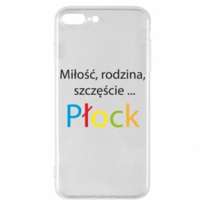 Phone case for iPhone 7 Plus Love, family, happiness... Plock