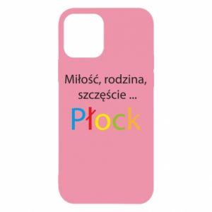 iPhone 12/12 Pro Case Love, family, happiness... Plock