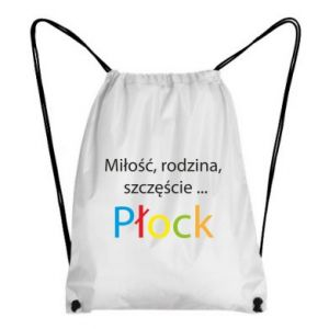 Backpack-bag Love, family, happiness... Plock