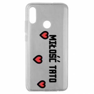 Etui na Huawei Honor 10 Lite Miłość taty