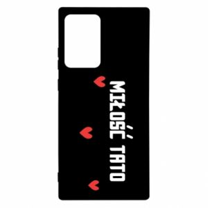 Samsung Note 20 Ultra Case Dad's love