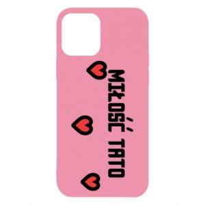 iPhone 12/12 Pro Case Dad's love