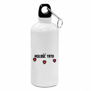 Water bottle Dad's love