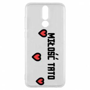 Etui na Huawei Mate 10 Lite Miłość taty