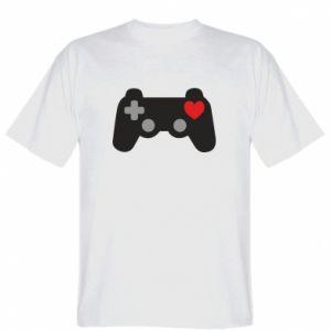 Koszulka Miłość to gra