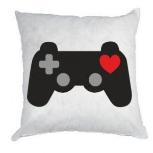 Poduszka Miłość to gra