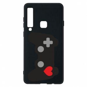 Samsung A9 2018 Case Love is a game