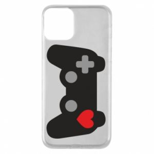 iPhone 11 Case Love is a game