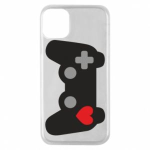 iPhone 11 Pro Case Love is a game