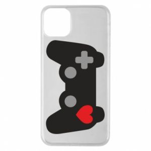 iPhone 11 Pro Max Case Love is a game