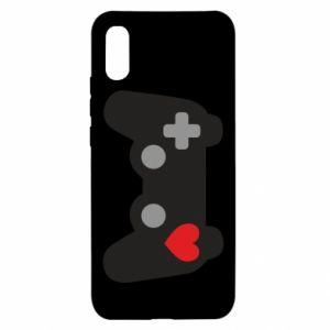 Xiaomi Redmi 9a Case Love is a game