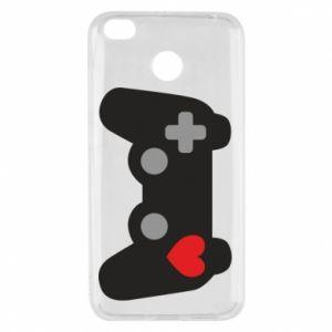 Xiaomi Redmi 4X Case Love is a game