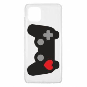 Samsung Note 10 Lite Case Love is a game