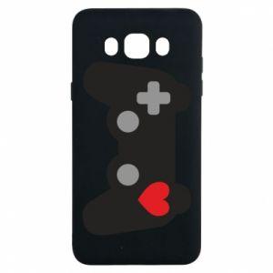 Samsung J7 2016 Case Love is a game