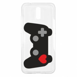 Nokia 2.3 Case Love is a game