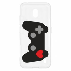 Nokia 2.2 Case Love is a game